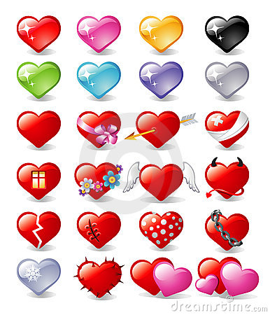 Free Hearts Stock Images - 6870844