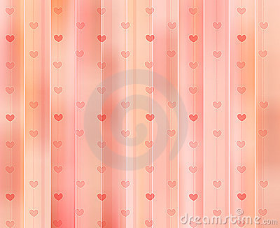 Hearts background / texture