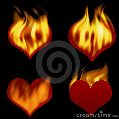 Hearts on fire_set