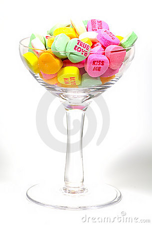 Free Hearts In Glass Royalty Free Stock Photos - 59468