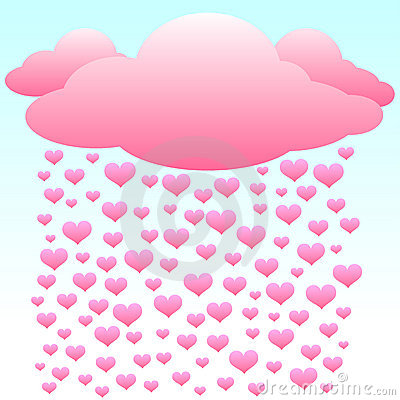 Hearts Love Rain
