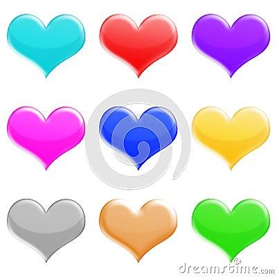 Heartsshinyset