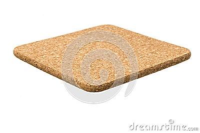 Heat cork