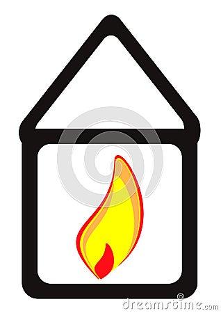 Heat in each house!