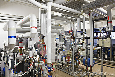 Heat exchanger plant