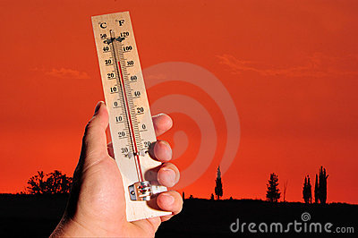 Heat Wave High Temperatures