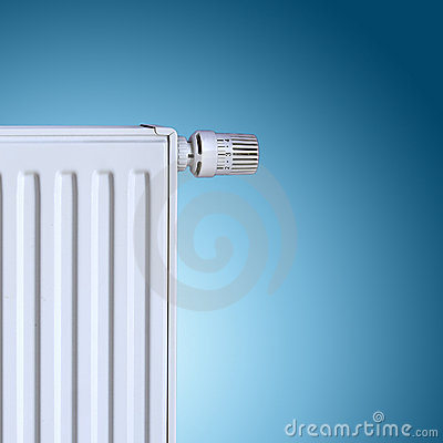 Heater with thermostat