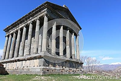 Heathen temple