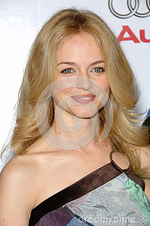 Heather Graham Editorial Stock Image