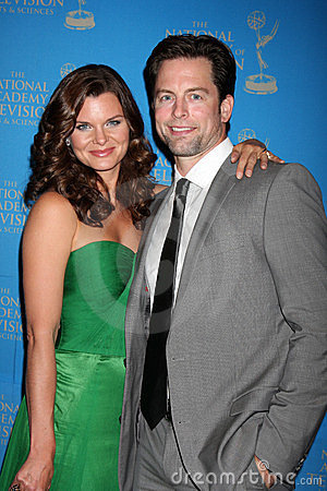Heather Tom, Michael Muhney Editorial Photography