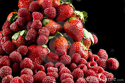Heathy Foods and Diet berries 2