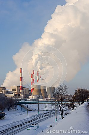 Heating and Power Plant
