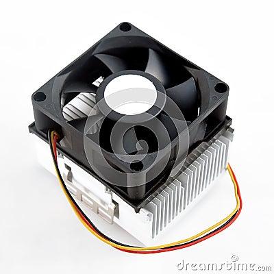 Free Heatsink Cooler Fan Stock Photos - 30967593