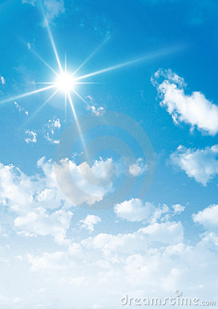 Heaven Clouds Royalty Free Stock Image Image 19119526