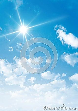 Heaven clouds