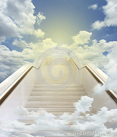 Heaven Stock Photo Image 53562954