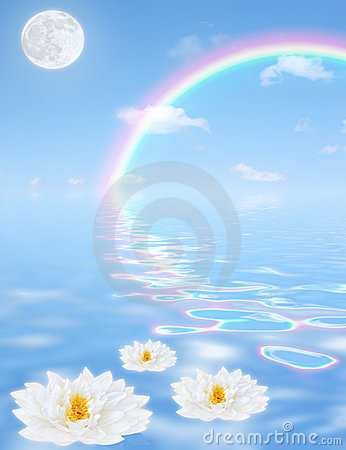 Heavenly Rainbow Fantasy