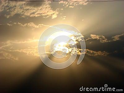 Heavenly Sun