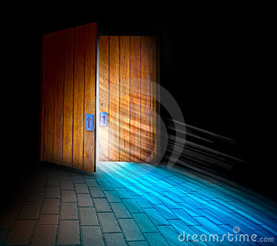 Free Heavens Doors Royalty Free Stock Photography - 6310077