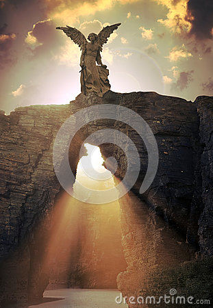 Free Heavens Gate Stock Images - 37533674