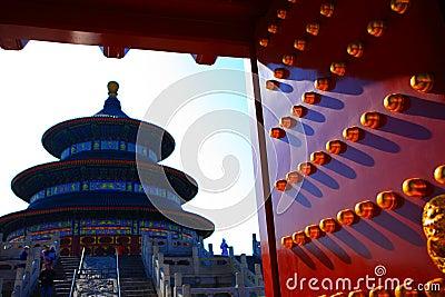 The Heaven's Temple