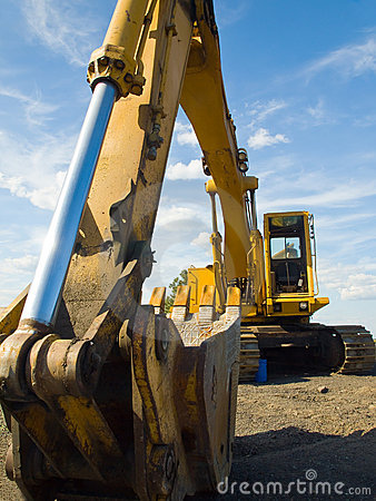Heavy Duty Construction Equipment