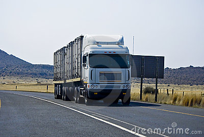 Heavy Duty, Cross Country, Long Haul Truck
