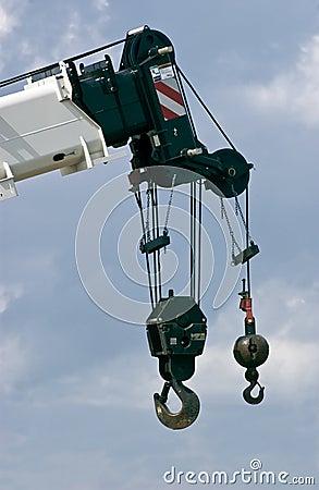 Free Heavy Duty Hooks Royalty Free Stock Photo - 2833815