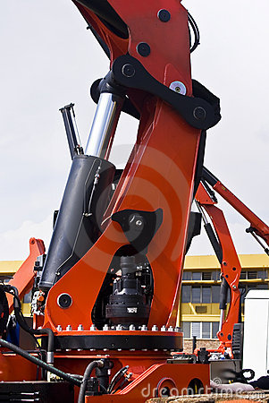 Heavy Duty Hydraulic Lifter
