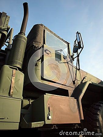 Heavy Duty Military Truck