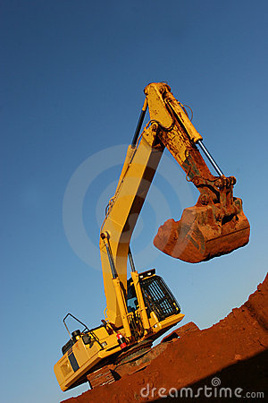 Free Heavy Equipment Stock Images - 163694