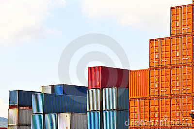heavy freight containers