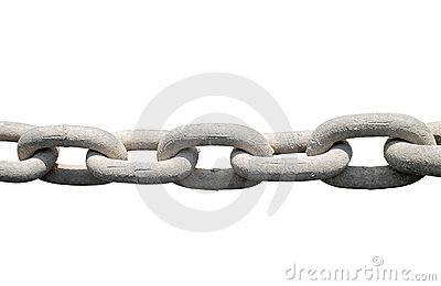 Heavy metal chain