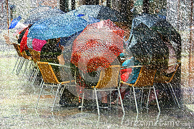 Heavy Rain and Snow