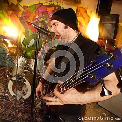 Heavy rock band 2