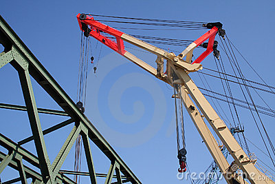 Heavy Weight Industry Crane V