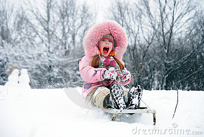Heb een de winterpret!