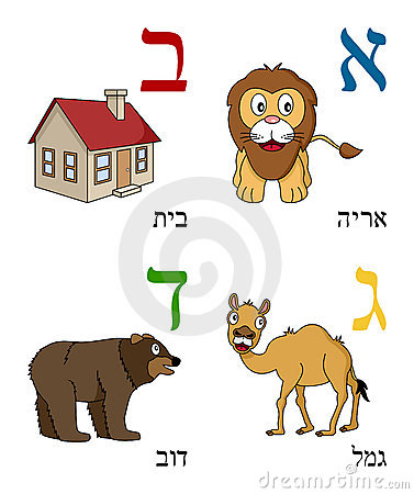 Hebrew Alphabet for Kids [1]