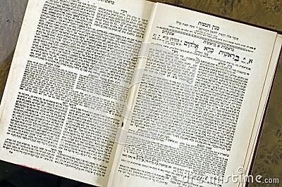 Hebrew Bible Genesis