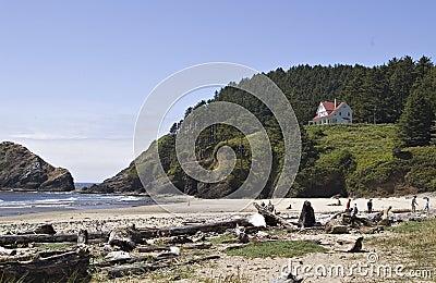 Heceta Beach Oregon