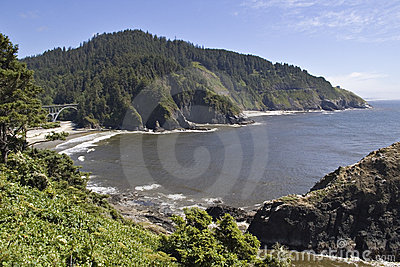 Heceta Beach Oregon
