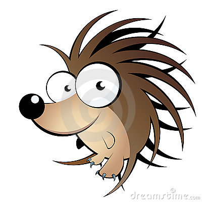 Hedgehog character
