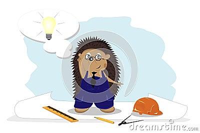 Hedgehog engineer