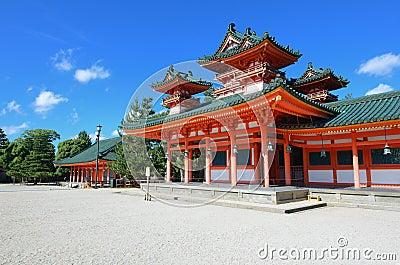 Heian寺庙