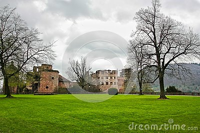 Heidelberg Castle,Germany