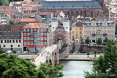 Heidelberg, Germany Editorial Image