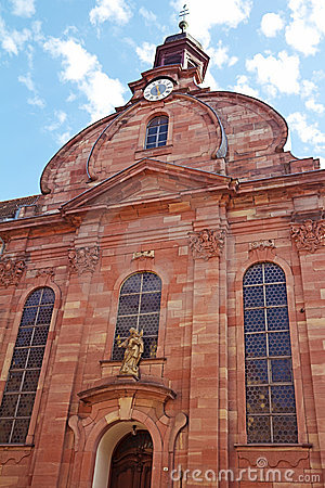 Heidelberg St Anna Church