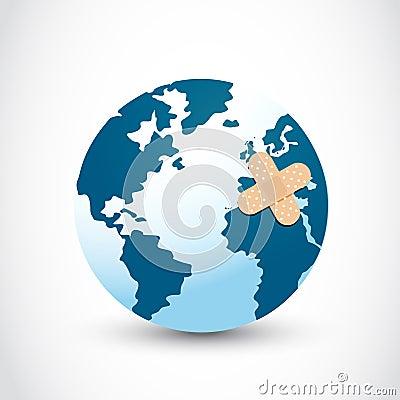 Heilen Sie die Welt