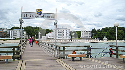 Heiligendamm Editorial Photography