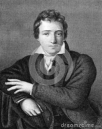 Heinrich Heine Editorial Image